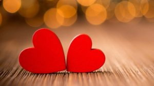 Feliz mes de Amor y Amistad